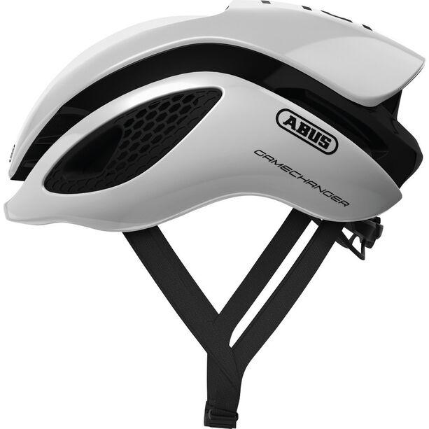ABUS GameChanger Aero Helmet polar white