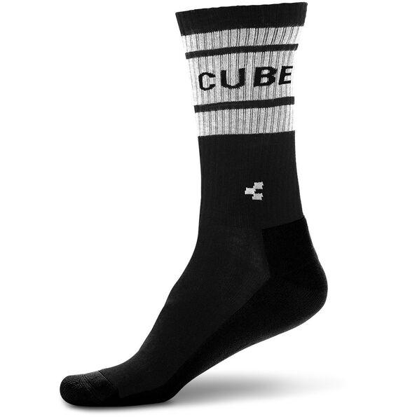 Cube After Race High Cut Socken