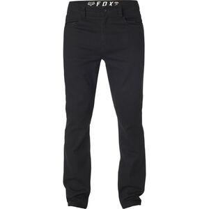 Fox Dagger Skinny Chino Pants Herren black black