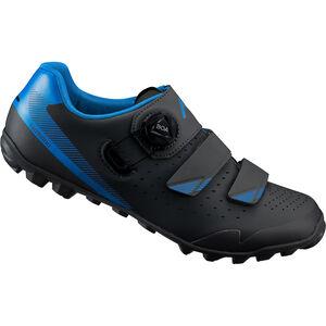 Shimano SH-ME400 Shoes Unisex Black/Blue bei fahrrad.de Online