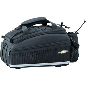 Topeak Trunk Bag EX Strap Type Gepäckträgertasche schwarz schwarz