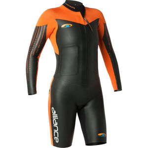 blueseventy Alliance Swimrun Wetsuit Damen orange orange