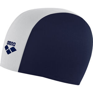 arena Polyester Swimming Cap Kinder navy-white navy-white