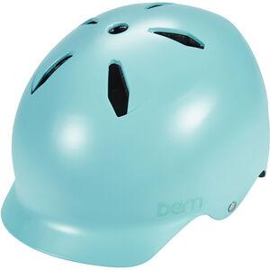 Bern Bandita EPS Kinderhelm Thin Shell satin-blau