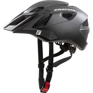 Cratoni AllRide MTB Helm matte black matte black