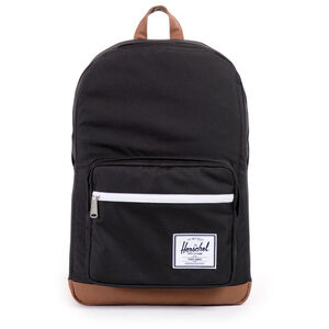 Herschel Pop Quiz Backpack black/tan black/tan