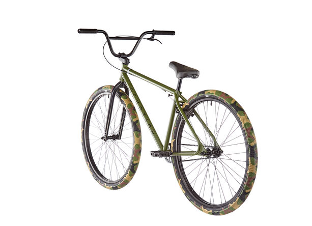 "CULT Devotion A Cruiser 29"" olive green/camo"