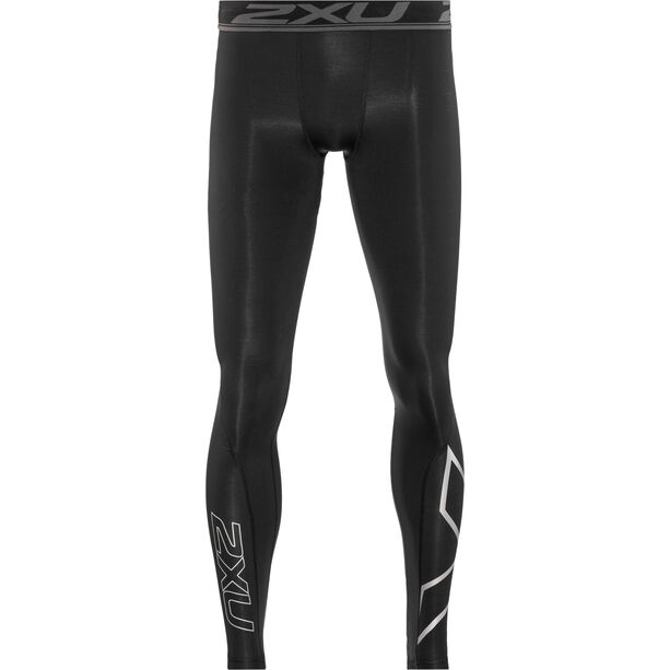 2XU Accelerate Compression Tights Herren black/silver