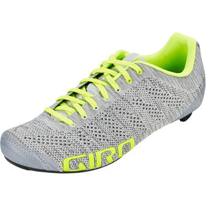 Giro Empire E70 Knit Shoes Herren grey heather/highlight yellow grey heather/highlight yellow