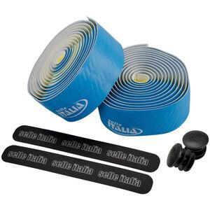 Selle Italia Smootape Controllo Handlebar Tape 35x1800mm blau bei fahrrad.de Online