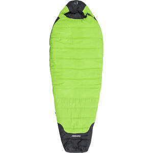 Nordisk Abel -2° Sleeping Bag XL peridot green/black peridot green/black