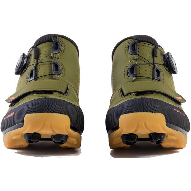Bontrager Foray Mountain Shoes Herren olive grey