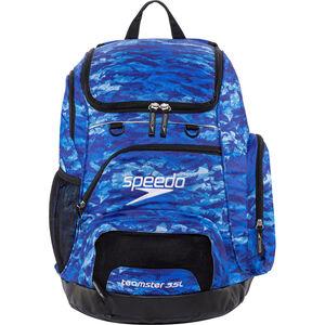 speedo Teamster Backpack 35l navy/blue navy/blue