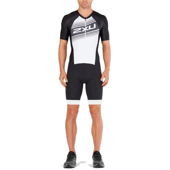 2XU Compression Full Zip Sleeved Trisuit Men bei fahrrad.de Online