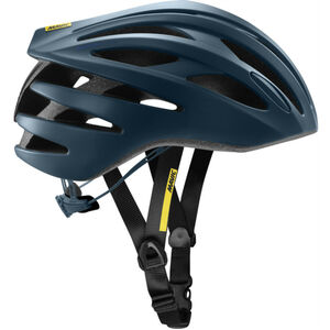Mavic Aksium Elite Helmet Herren poseidon/black poseidon/black
