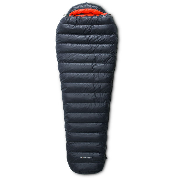 Yeti V.I.B. 400 Sleeping Bag XL black/red