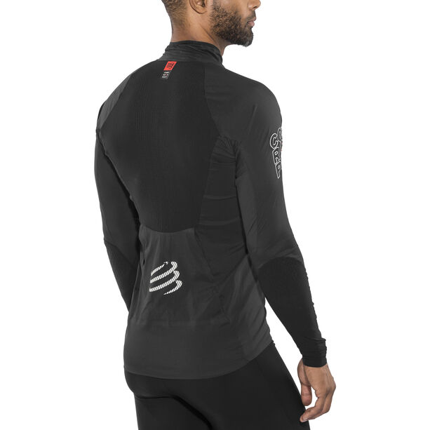 Compressport Hurricane V2 Jacket black