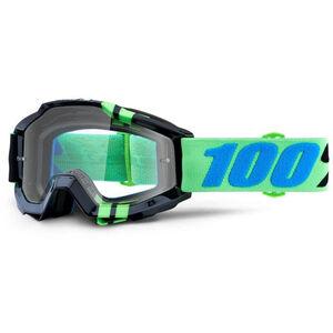 100% Accuri Anti Fog Clear Goggles zerg zerg