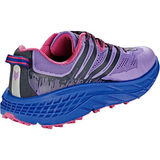Hoka One One Speedgoat 3 Running Shoes Damen paisley purple/ebony