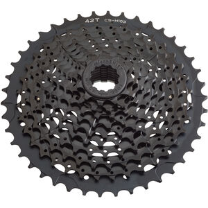microSHIFT XLE CS-H103 Kassette 10-fach black black