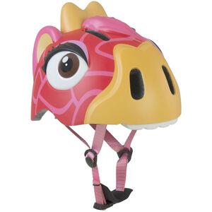 Crazy Safety Giraffe Helm Mädchen rot rot