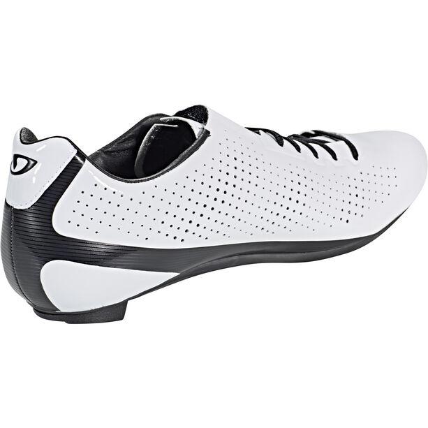 Giro Factor Techlace Shoes Herren white/black