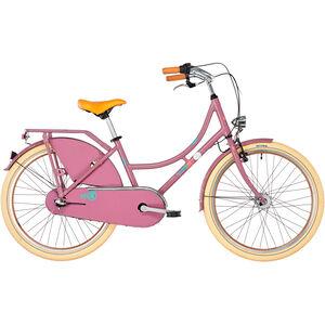 s'cool chiX classic 24 3-S Purple/Blue Matt bei fahrrad.de Online