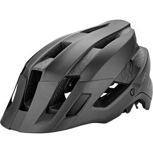 Fox Flux Helmet Herren black black
