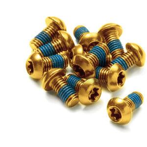 Reverse Bremsscheibenschrauben gold gold