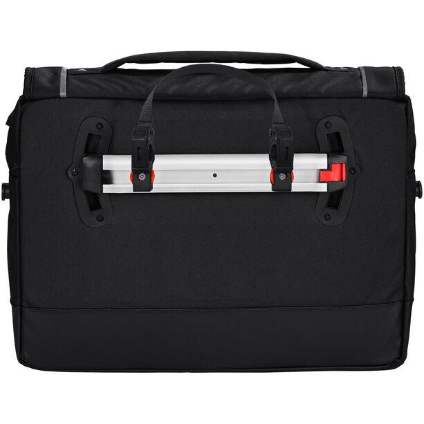VAUDE Cyclist Briefcase Bag black