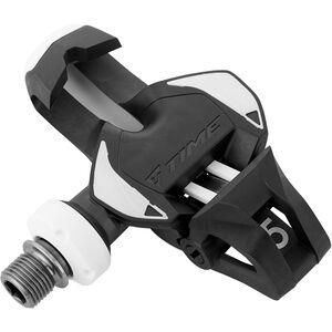 Time Xpro 15 Titan Carbon Road Pedals black/white black/white