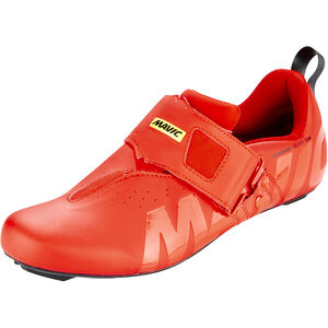 Mavic Cosmic Elite Tri Shoes fiery red/black fiery red/black