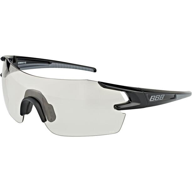 BBB FullView BSG-53PH Sportbrille schwarz glanz