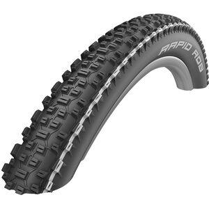 """SCHWALBE Rapid Rob Active Drahtreifen KevlarGuard SBC 27.5x2.25"""" schwarz/weiß bei fahrrad.de Online"""
