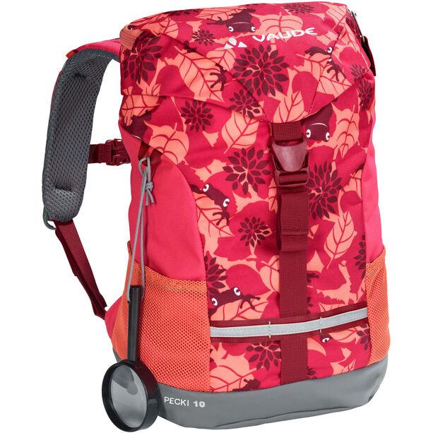 VAUDE Pecki 10 Backpack Kinder rosebay
