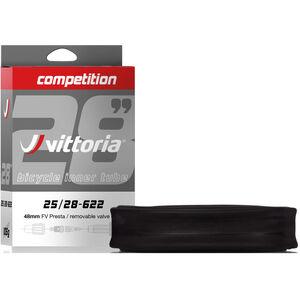 "Vittoria Competition Schlauch 28"" 19/23-622 Butyl black black"
