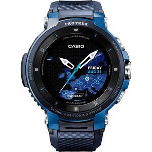 CASIO PRO TREK SMART WSD-F30-BUCAE Smartwatch Herren blue/blue/grey blue/blue/grey
