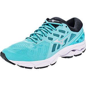 Mizuno Wave Ultima 11 Shoes Women Angel Blue/Lavender Fost/Black bei fahrrad.de Online