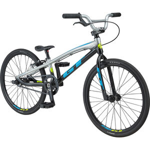 """GT Bicycles Speed Series Junior 20"""" gloss silver/black gloss silver/black"""