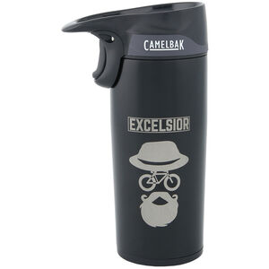 CamelBak Forge Vacuum Thermo-Trinkflasche 350ml black smoke black smoke