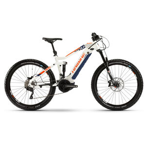 HAIBIKE SDURO FullSeven LT 5.0 white/black/orange white/black/orange