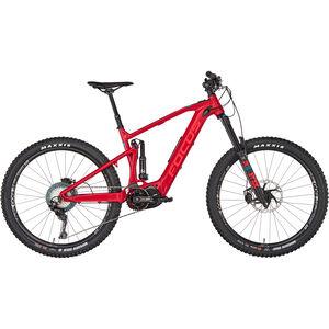 FOCUS Sam² 6.8 red matt bei fahrrad.de Online