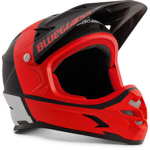 bluegrass Intox Helm black/red/white black/red/white