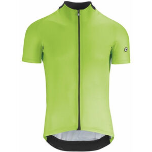 assos Mille GT SS Jersey Herren visibility green visibility green