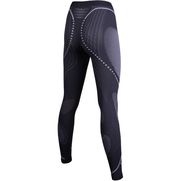 UYN Evolutyon UW Long Pants Damen charcoal/white/light grey