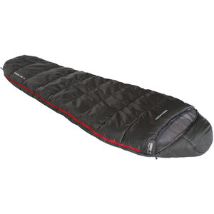 High Peak Redwood -3 Sleeping Bag L dark grey dark grey