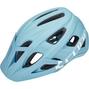 Cube Am Race Helmet iceblue'n'white bei fahrrad.de Online