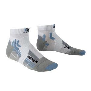 X-Socks Marathon Socks Women White/Sky Blue bei fahrrad.de Online
