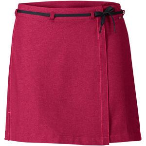 VAUDE Tremalzo II Skirt Women crimson red bei fahrrad.de Online