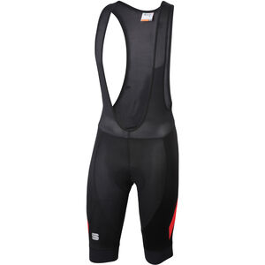 Sportful Neo Bibshorts Men Black/Red bei fahrrad.de Online